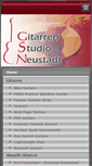 Mobile Preview of gitarren-studio-neustadt.de